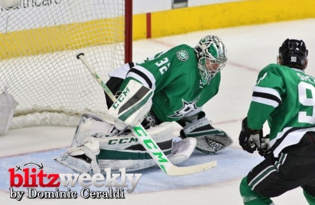 Kari Lehtonen's .906 save percentage ranks 38th among goalies with 20 or more games.