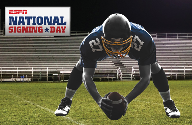 February 3, 2016 is National Signing Day and ESPN will highlight the big signings and rank the recruiting classes.