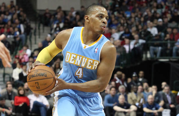 Now that PG Randy Foye is with the Thunder, his chances to win a title have greatly improved. Photo Courtesy: Dominic Ceraldi