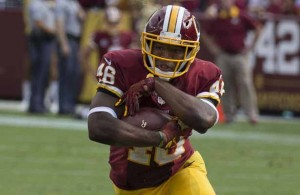 Dallas knows Alfred Morris well. He rushed for 710 yards and 7 TD in eight games vs the Cowboys while in Washington. Photo Courtesy: Keith Allison