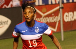 Crystal Dunn scored the only goal in the first ever SheBelieves Cup for a 1-0 U.S. win over England.