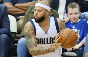 The Dallas Mavericks really PG Deron Williams back in action for a playoff push. Photo Courtesy: Dominic Ceraldi