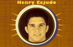 Henry Cejudo is the youngest American wrestler ever to win an Olympic gold medal and will have has hands full against Demetrious Johnson at UFC 197. Photo Courtesy: The COM Library