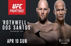 Check out UFC Fight Night 86 on FoxSports 1 at 1pm on Sunday.