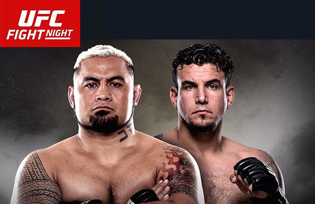It'll be a battle worth watching when Mark Hunt takes on Frank Mir at UFC Fight Night 85!