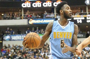 Denver Nuggets SF Will Barton has provided consistency off the bench. Photo Courtesy: Michael Kolch