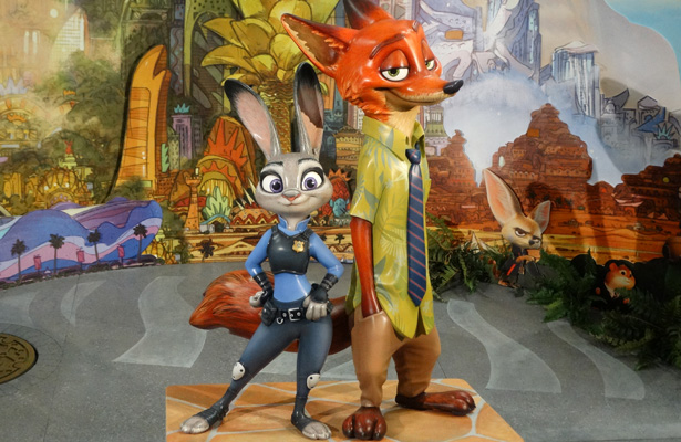 Zootopia offers a thoughtful, inclusive message that's as rich and timely as its sumptuously state-of-the-art animation which will keep movie goers of all ages entertained. Image Courtesy: Walt Disney Studios Motion Pictures