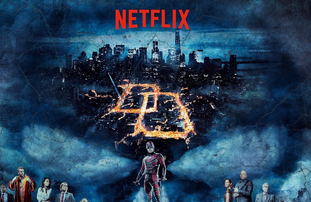 Bolstered by some impressive action, Daredevil keeps its footing in season two. Image Courtesy: Disney–ABC Domestic Television