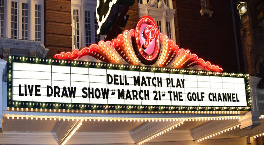 Photo Courtesy: WGC Dell Match Play
