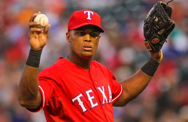 Adrian Beltre looks to finish his career as a Texas Ranger. Photo Courtesy: Darryl Briggs