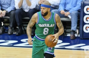 Dallas Mavericks PG Deron Williams needs to come up big in the final two regular season games. Photo Courtesy: Dominic Ceraldi