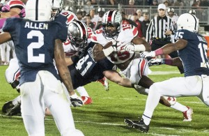 The addition of Ezekiel Elliot to the Cowboys makes the offense that much better. Photo Courtesy: PennStateNews