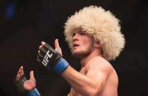Khabib Nurmagomedov has an undefeated 23-0 record and is setting his sites on becoming the Light Heavyweight king of the UFC. Photo Courtesy: YouTube.com