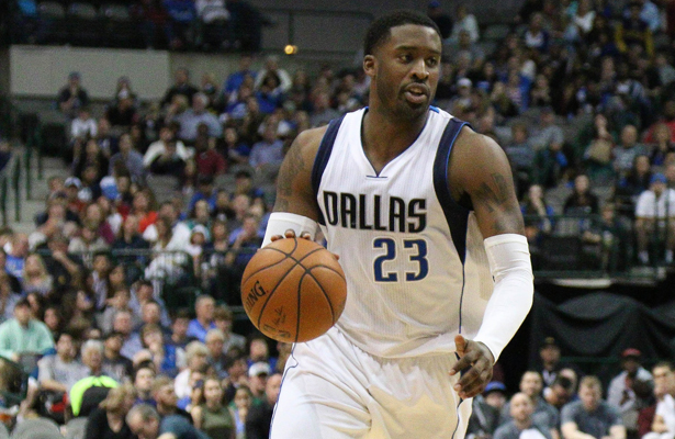 The Dallas Mavericks need SG Wesley Matthews to perform big down the stretch. Photo Courtesy: Michael Kolch