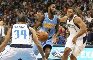 Denver Nuggets SF Will Barton will definitely be in the conversation for this year's Sixth Man of the Year Award. Photo Courtesy: Michael Kolch