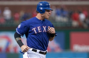 Texas Rangers OF Josh Hamilton is on the mend and won't participate in an MLB game until the 2017 season. Photo Courtesy: Kent Gilley