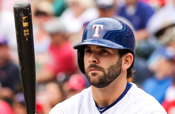 Texas Rangers fans are hoping that 1B Mitch Moreland gets on a hot streak soon. Photo Courtesy: Darryl Briggs