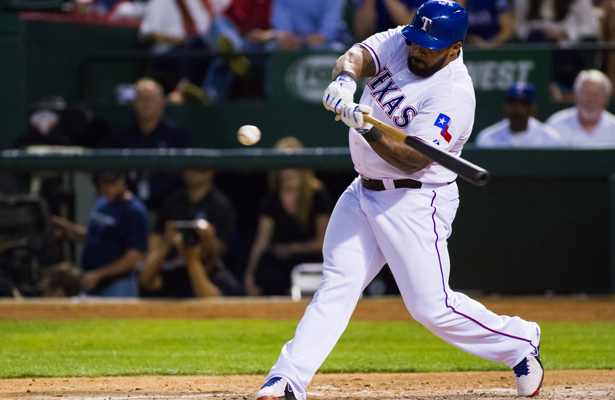 Rangers fans are still waiting for Prince Fielder to heat up this season. Photo Courtesy: Darryl Briggs