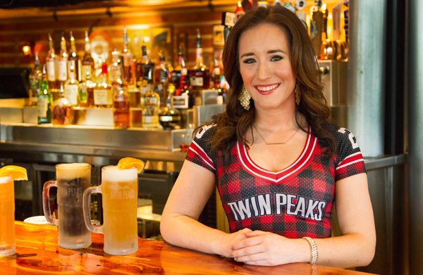 head to twin peaks for a wonderful dining experience cold beer and scenic views