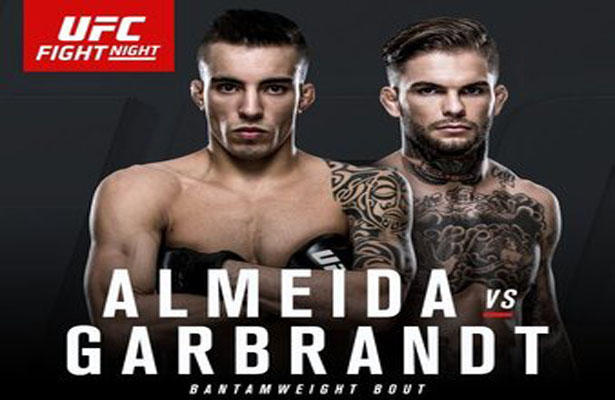 A battle between undefeated prospects Thomas Almeida and Cody Garbrandt headlines UFC Fight Night 88.