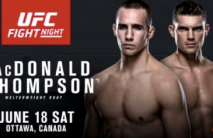 Saturday's UFC Fight Night 89 has a pretty good worth checking out.