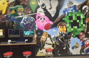 The 80s themed room is one of the many sights to take in at the National Videogame Museum in Frisco. Photo Courtesy: National Videogame Museum