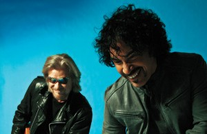 Hall & Oates has been tearing it up for almost half of a century and show no signs of slowing down anytime soon. Photo Courtesy: Mick Rock
