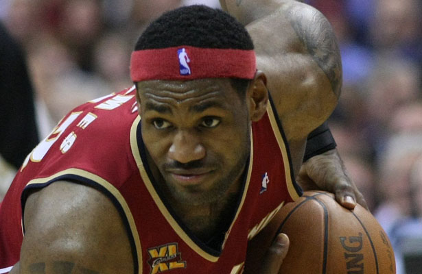 LeBron James never saw his decision to return home as a mistake; he actually saw it as a legacy play and delivered on the opportunity. Photo Courtesy: Keith Allison