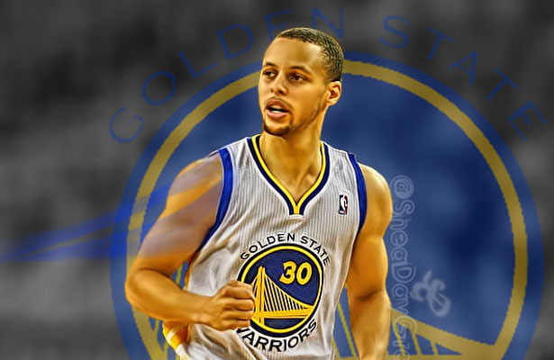 Stephen Curry and the Golden State Warriors are on a mission to win another NBA title. Image Courtesy: Shea Huening