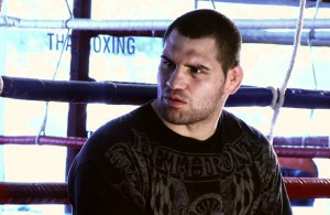Former two-time UFC Heavyweight Champion Cain Velsquez is on a mission to regain the title. Photo Courtesy: YouTube.com