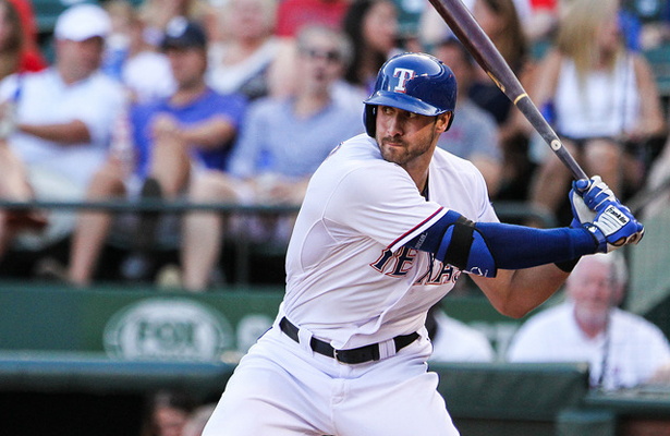 Joey Gallo is back with the team and looking to put up big numbers. Photo Courtesy: Darryl Briggs