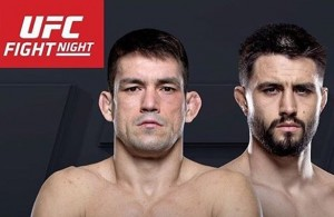UFC on FOX will feature Maia vs. Condit for free on Saturday.
