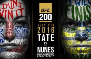 Dana White and the UFC are hoping that the Tate vs. Nunes delivers the goods on Saturday night.