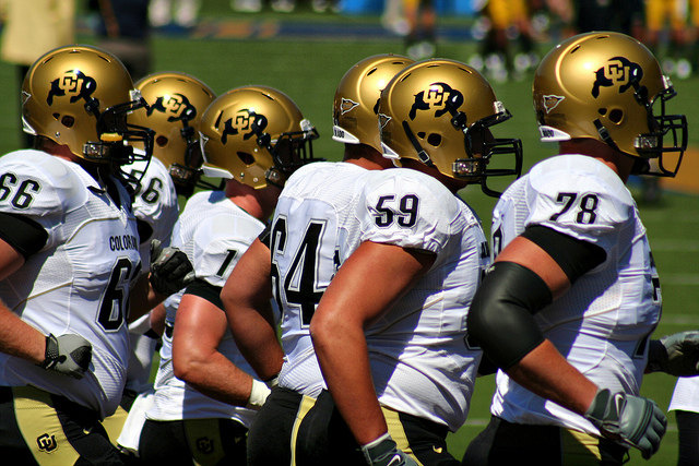The Colorado Buffaloes are off to a good start and looking to improve to 2-0. Photo Courtesy: John Martinez Pavliga