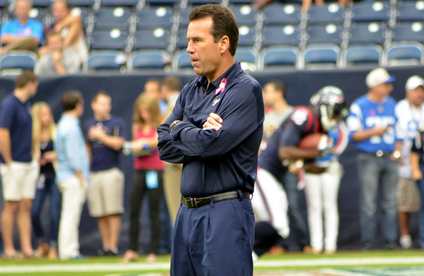 Broncos head coach Gary Kubiak certainly enjoyed his first season as head coach. Photo Courtesy: The Brit_2
