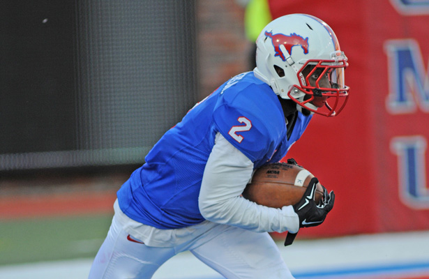 The SMU Mustangs look to get off to a fast start on Friday night. Photo Courtesy: Joseph Dowling