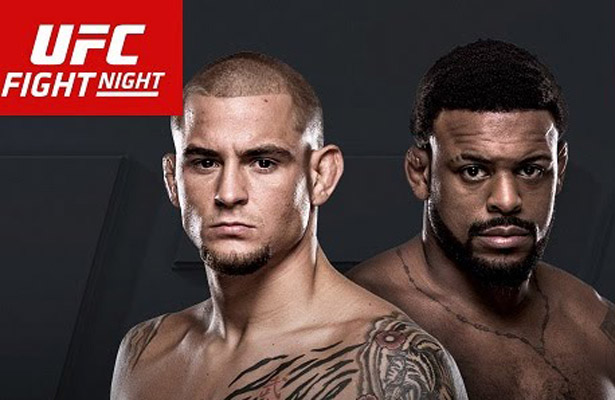This week's UFC Fight Night card features several up-and-coming prospects.