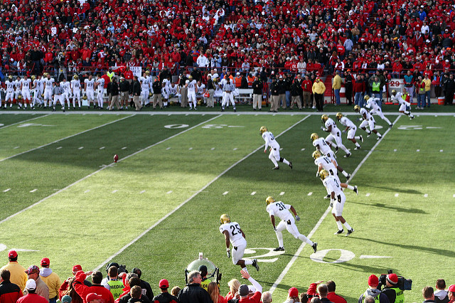 The Buffaloes can win on Saturday if they play all three phases of the game well. Photo Courtesy: R.L. Evans