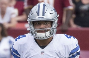 Dak Prescott will certainly face new challenges against the Bengals defense. Photo Courtesy: Keith Allison