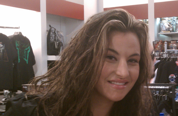 Miesha Tate has called it a career with an MMA record of 18 wins and seven losses. Photo Courtesy: J_Dacanay