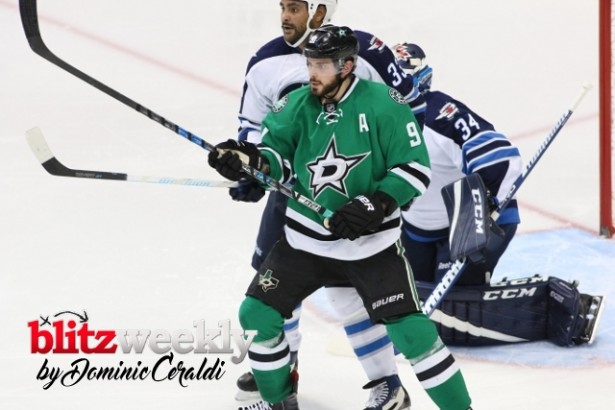 Lindy Ruff said he needs his superstar Tyler Seguin to step up, and well, he responded… Photo Courtesy: Dominic Ceraldi