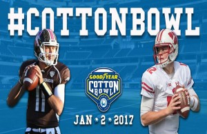This year's Goodyear Cotton Bowl Classic looks to be a good one with lots of offense. Photo Courtesy: Visit Irving, Texas Facebook Page