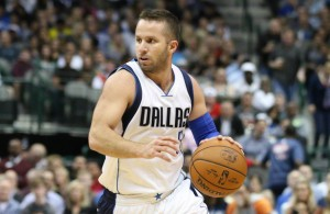 The return of J.J. Barea to the offense should help the Mavericks stay competitive. Photo Courtesy: Michael Kolch