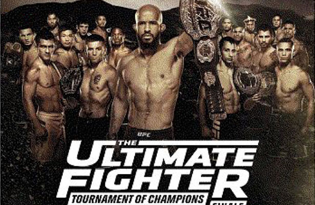 The Ultimate Fighter 24 finale winner will also receive a Harley-Davidson motorcycle of their choosing and a six-figure UFC contract.