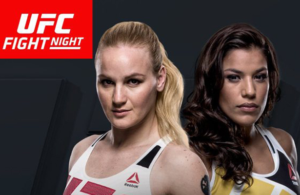 Saturday's UFC Fight Night featuring Shevchenko vs Pena looks to be a great card!