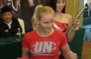 It's just a matter of time before Valentina Shevchenko faces Amanda Nunes sometime this year.