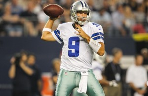 Cowboys QB Tony Romo has probably seen his last days in Dallas, his destination is unknown. Photo Courtesy: Darryl Briggs