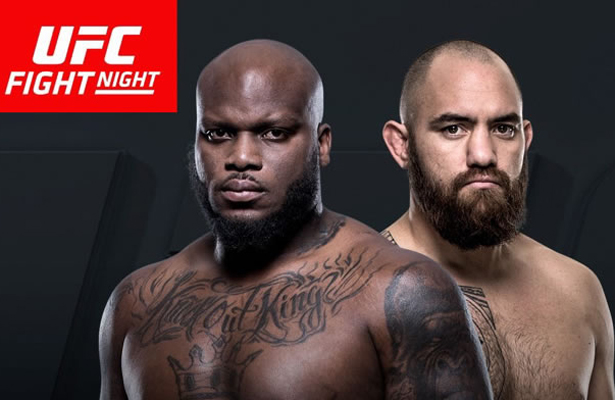 UFC Fight Night this Sunday features a great card worth watching.