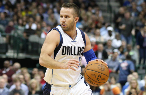 Perhaps the return of Mavericks PG JJ Barea will ignite some offense. Photo Courtesy: Michael Kolch