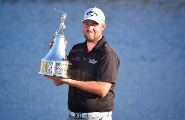 With the victory at Bay Hill, Marc Leishman earned $1.566 million and 500 FedEx Cup points. Photo Courtesy: PGA Tour Twitter Account